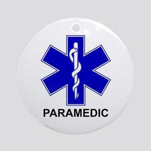 BSL - PARAMEDIC Ornament (Round)