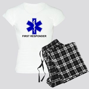 BSL - FIRST RESPONDER Women's Light Pajamas