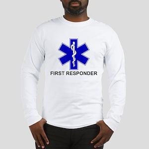 BSL - FIRST RESPONDER Long Sleeve T-Shirt
