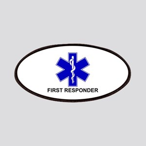 BSL - FIRST RESPONDER Patches
