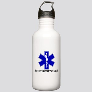 BSL - FIRST RESPONDER Stainless Water Bottle 1.0L