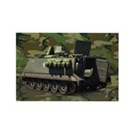 M113a1 Us Woodland Magnets