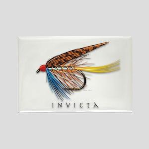 Invicta Rectangle Magnet