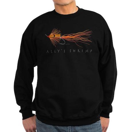Ally's Shrimp Sweatshirt (dark)