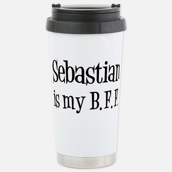 Unique Sebastian Travel Mug