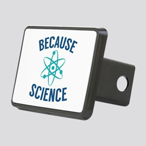 Because Science Rectangular Hitch Cover