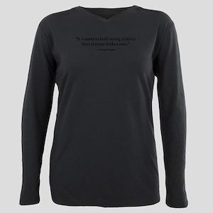 Frederick Douglass quote T-Shirt
