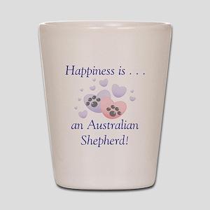 Happiness is...an Australian Shot Glass