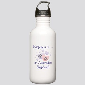 Happiness is...an Australian Stainless Water Bottl