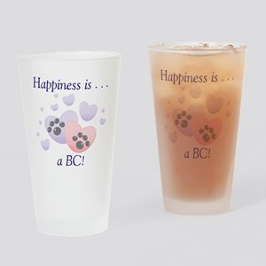 Happiness is...a BC Drinking Glass