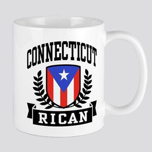 Connecticut Rican Mug