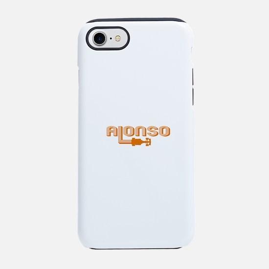 Alonso iPhone 7 Tough Case