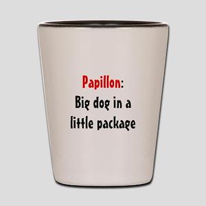 Papillon: Big dog in a little Shot Glass