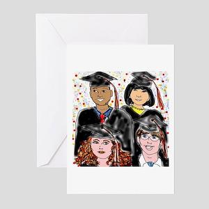 Happy Graduation Greeting Cards (Pk of 10)