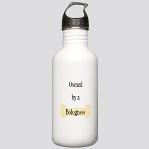 Owned by a Bolognese Stainless Water Bottle 1.0L
