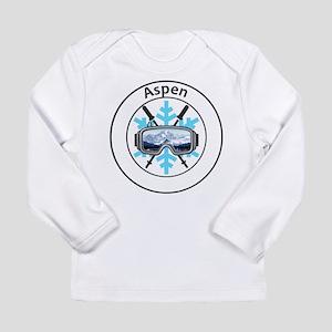 Aspen/Snowmass - Aspen and S Long Sleeve T-Shirt