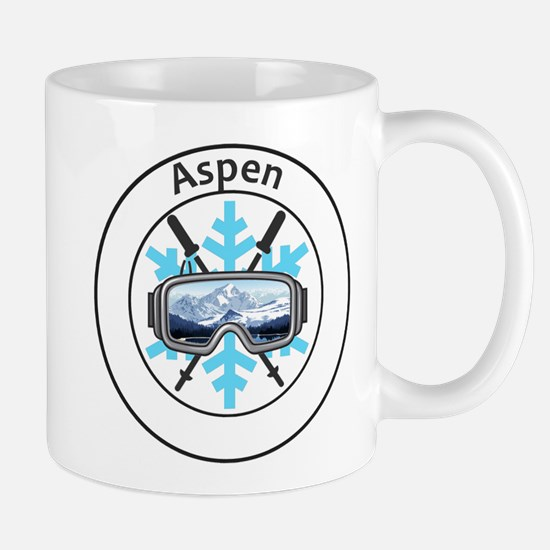 Aspen/Snowmass - Aspen and Snowmass Village Mugs