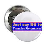 No to Gov Button