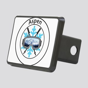 Aspen/Snowmass - Aspen a Rectangular Hitch Cover