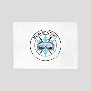 Beaver Creek Resort - Beaver Cree 5'x7'Area Rug