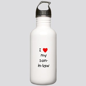 I love my son-in-law Stainless Water Bottle 1.0L