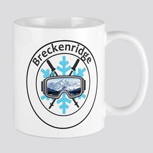 Breckenridge Ski Resort - Breckenridge - Co Mugs
