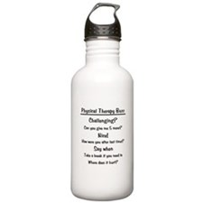 Physical Therapy Buzz Stainless Water Bottle 1.0L