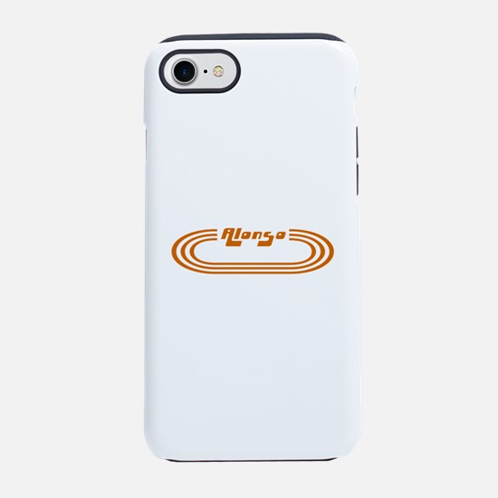Alonso Oval iPhone 7 Tough Case