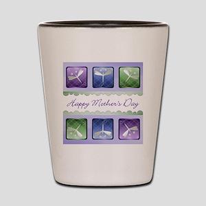 Happy Mother's Day (dragonfli Shot Glass