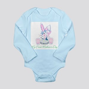 My First Mother's Day (bunny) Long Sleeve Infant B