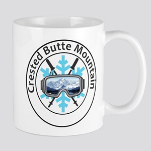 Crested Butte Mountain Resort - Mount Crest Mugs