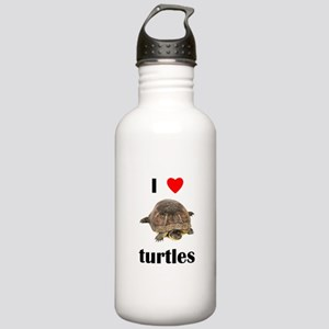 I love turtles Stainless Water Bottle 1.0L