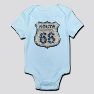 Route 66 Bluetandist Infant Bodysuit