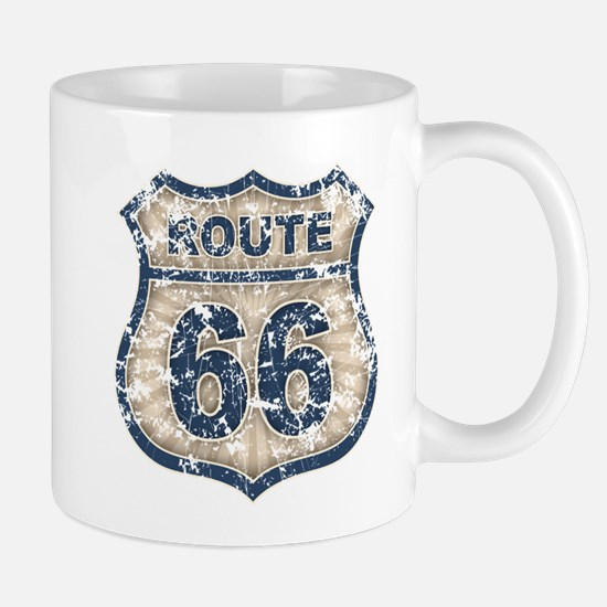 Route 66 Bluetandist Mug