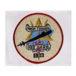 USS BARB Throw Blanket