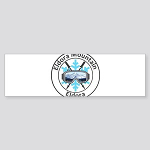 Eldora Mountain Resort - Eldora - Bumper Sticker