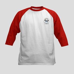 Tricolor Coton IAAM Pocket Kids Baseball Jersey