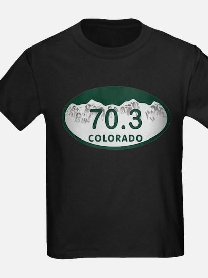 70.3 Colo License Plate T