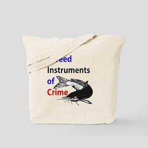 Breed Catfish Criminal Tote Bag