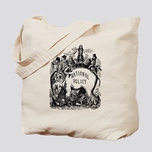 Vintage National Policy Tote Bag