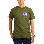 PD Project Organic Men's T-Shirt (dark)