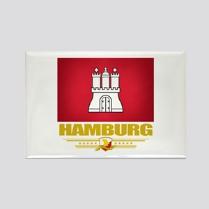 Hamburg Pride Rectangle Magnet