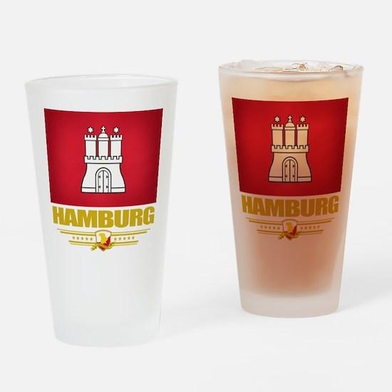 Hamburg Pride Drinking Glass
