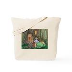 Frog Travel Tote Bag