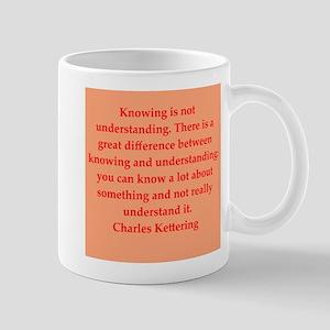 Charles Kettering Mug