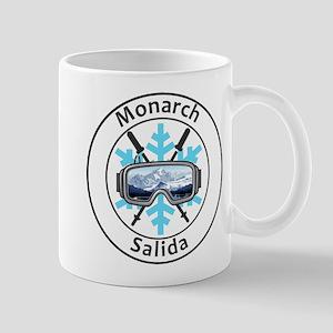 Monarch Ski Area - Salida - Colorado Mugs