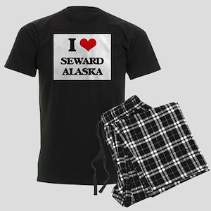 I love Seward Alaska Pajamas