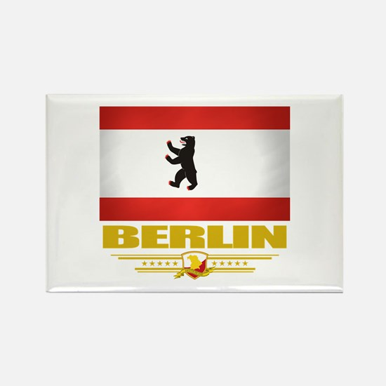 Berlin Pride Rectangle Magnet