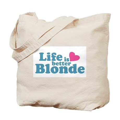 Better Blonde Tote Bag