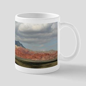 Panorama of Calico Hills - Mug